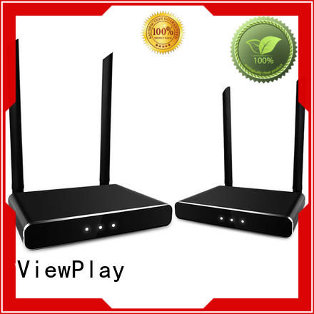 wireless audio transmitter and receiver kit with wifi for sharing apps to tv without app installation ViewPlay