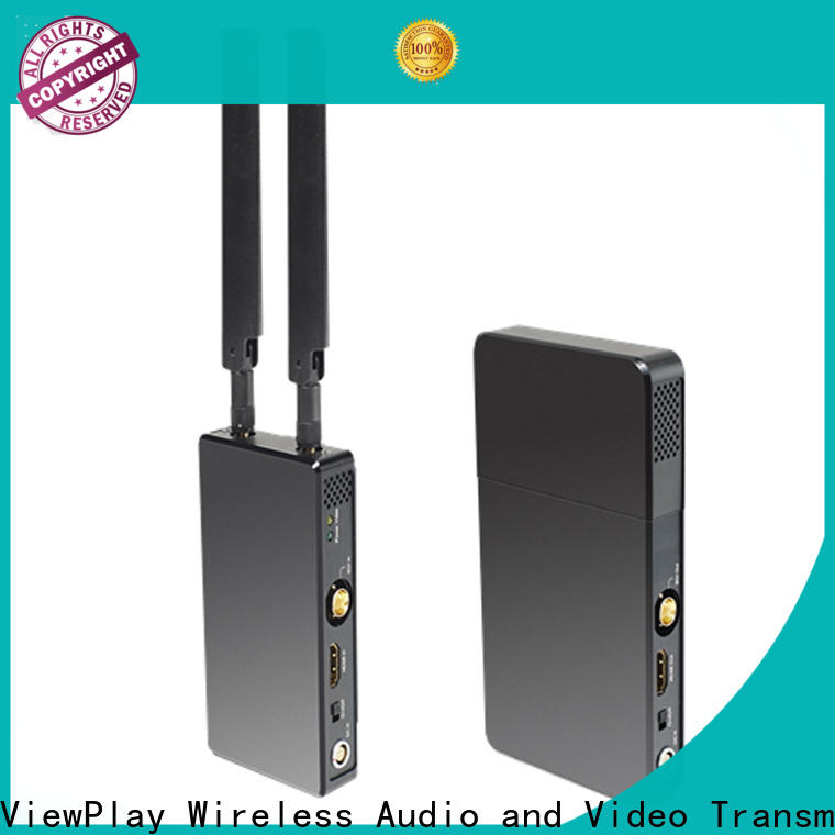 ViewPlay good selling hd sdi wireless video transmitter manufacturer for industry application