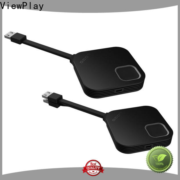 ViewPlay high quality wireless presentation dongle manufacturer for hd video streaming