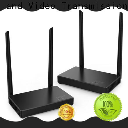 ViewPlay hdmi wireless extender with no discernable lag for sharing apps to tv without app installation