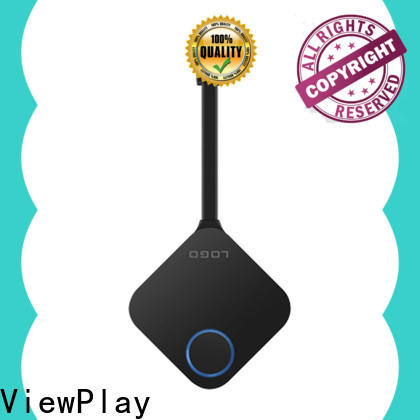 ViewPlay miracast dongle for busniess for sharing apps to tv without app installation