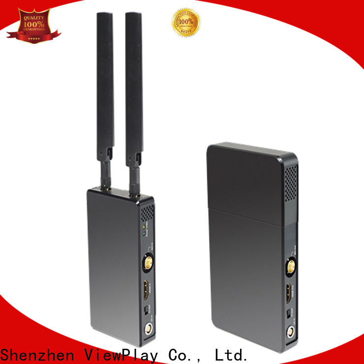 ViewPlay efficient sdi transmitter with hdmi and sdi interface for multipoint transmission