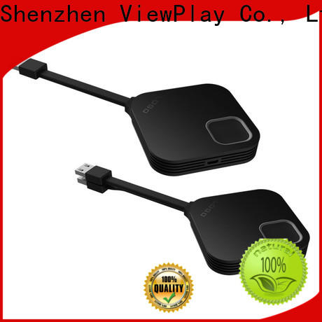 ViewPlay high quality wireless display dongle with undetectable latency for lag free gaming