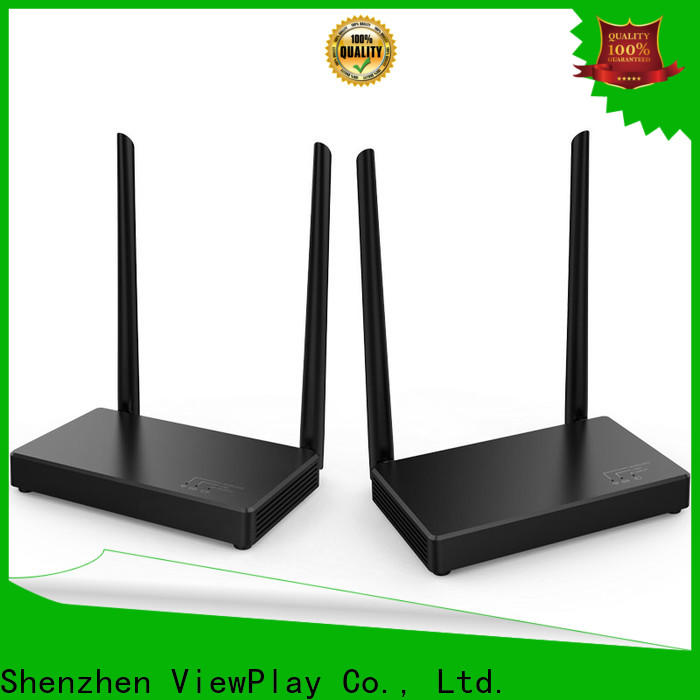 ViewPlay low latency wireless audio transmitter and receiver kit factory for sharing apps to tv without app installation