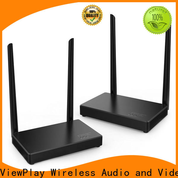 ViewPlay wireless cable tv transmitter & receiver with no discernable lag for sale