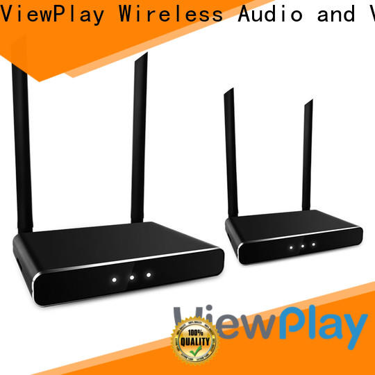ViewPlay full functional wireless vga transmitter and receiver company for sharing apps to tv without app installation