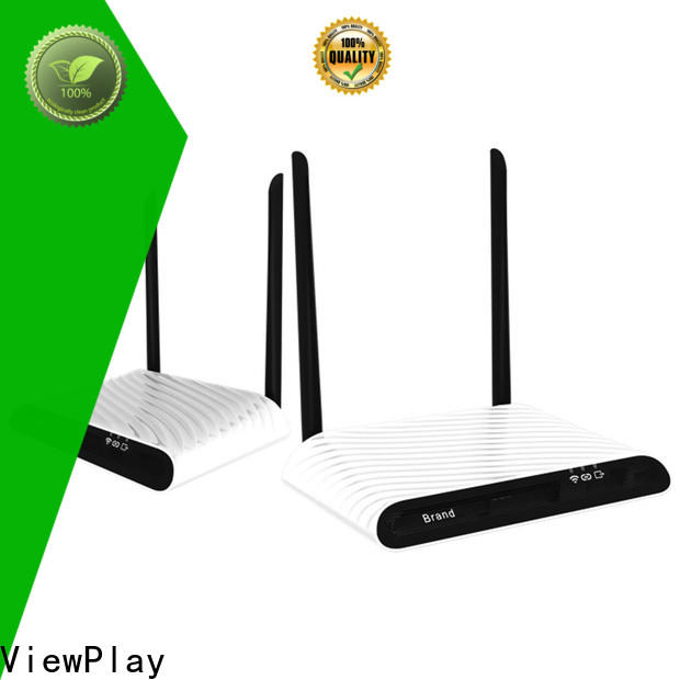 ViewPlay wireless audio transmitter and receiver kit company for sharing apps to tv without app installation
