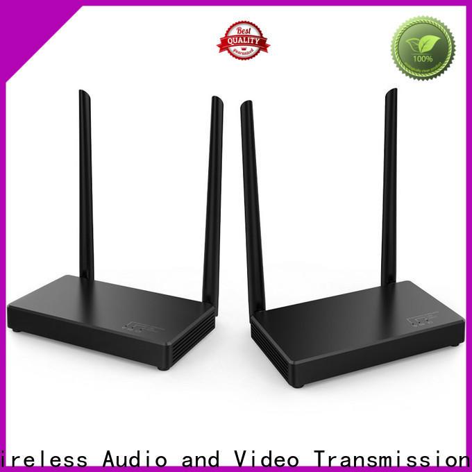 wireless presentation solution & wireless audio transmitter and receiver kit