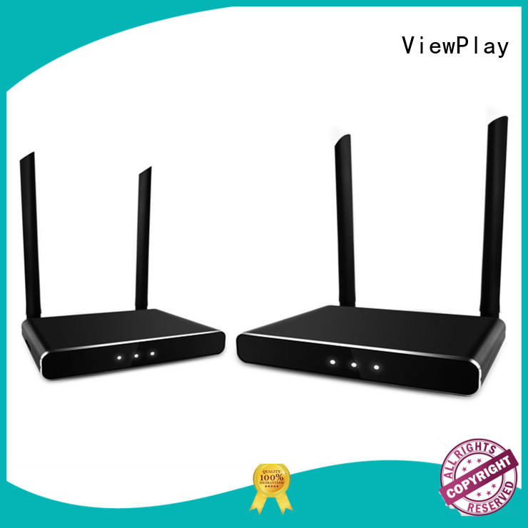 ViewPlay hot sale wireless 1080P hdmi transmitter and receiver for sharing apps to tv without app installation