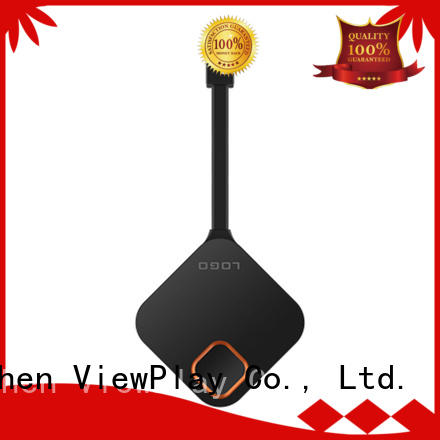 ViewPlay custom miracast stick manufacturer for lag free gaming