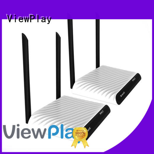 ViewPlay wireless audio video transmitter with ultra low latency for sale