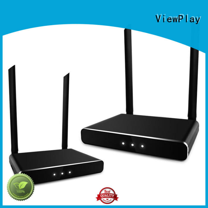ViewPlay digital wireless video transmitter and receiver hdmi for sharing apps to tv without app installation