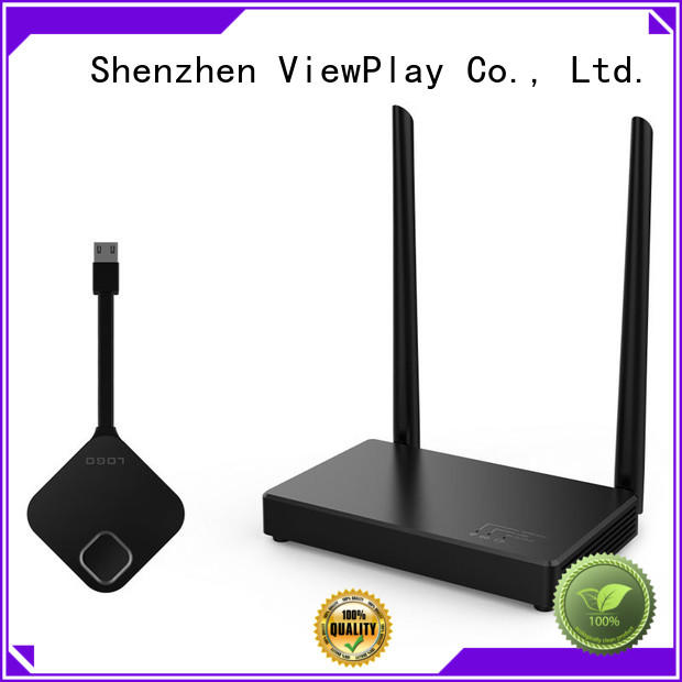 wireless hdmi transmitter and receiver with usb kvm for sharing apps to tv without app installation