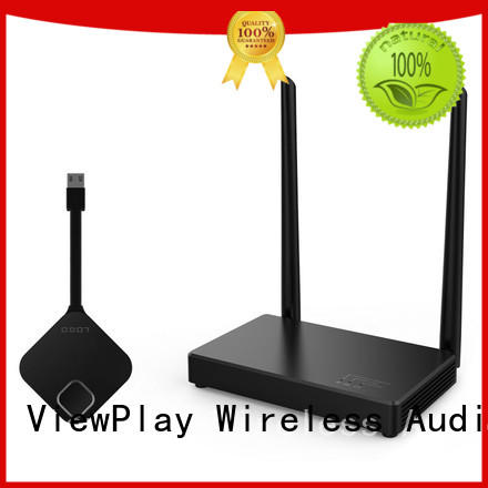 professional hdmi wireless extender with ultra low latency for sharing apps to tv without app installation