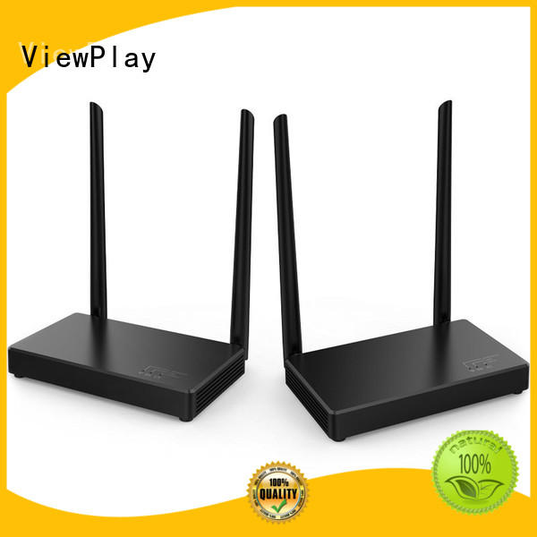 ViewPlay professional wireless hdmi transmitter receiver with no discernable lag for sale