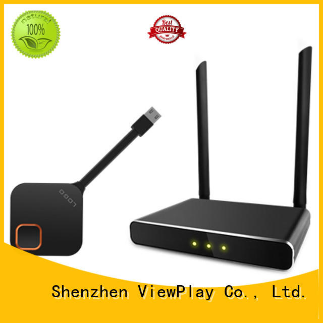 ViewPlay wireless tv signal transmitter and receiver with ultra low latency for sale