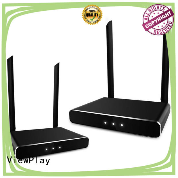 ViewPlay wireless hd transmitter with no discernable lag for sale