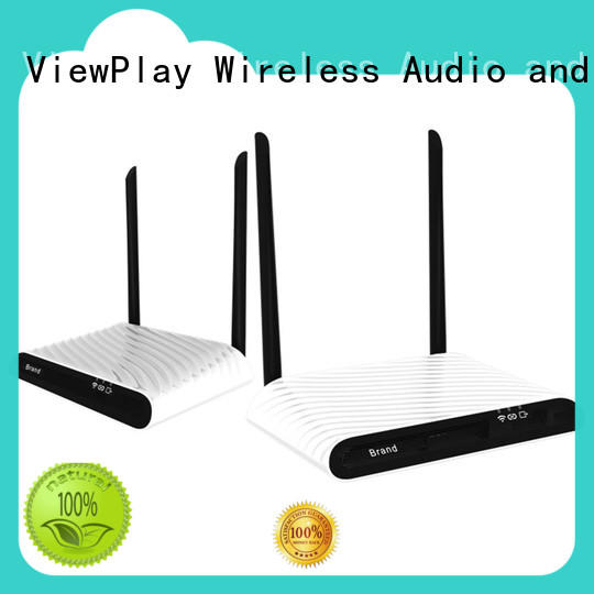 wireless presentation kit & wireless audio and video transmitter