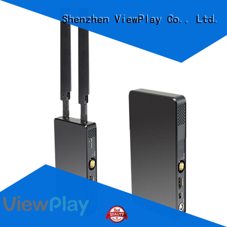 ViewPlay hd sdi wireless video transmitter with ultra latency for sale