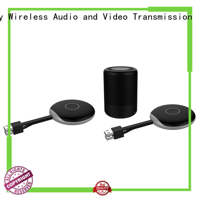 wireless tv transmitter and receiver hdmi & wireless presentation system dongle