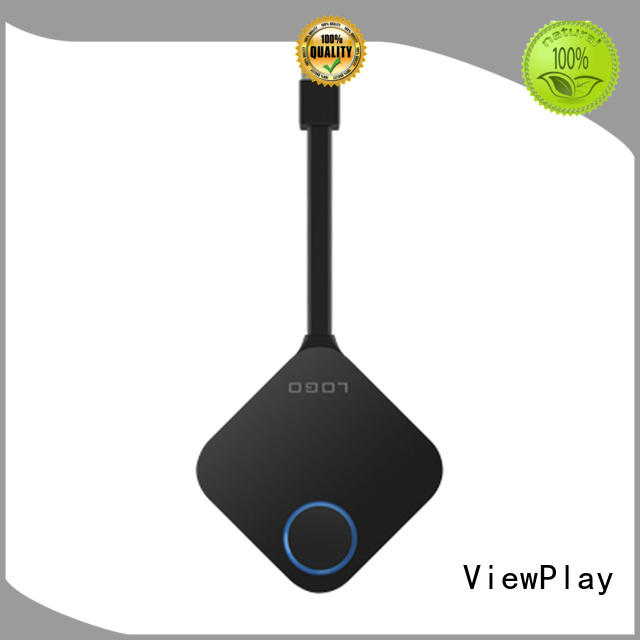 ViewPlay hdmi miracast dongle manufacturer for lag free gaming