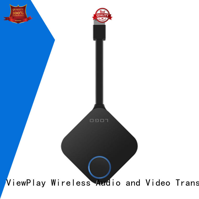 ViewPlay miracast hdmi dongle with undetectable latency for lag free gaming